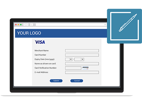 Customize Payment Page